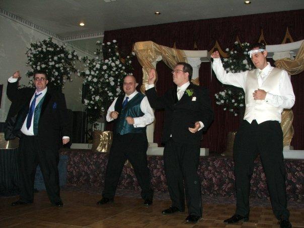 That Time When The Captain Danced Tunak Tunak Tun