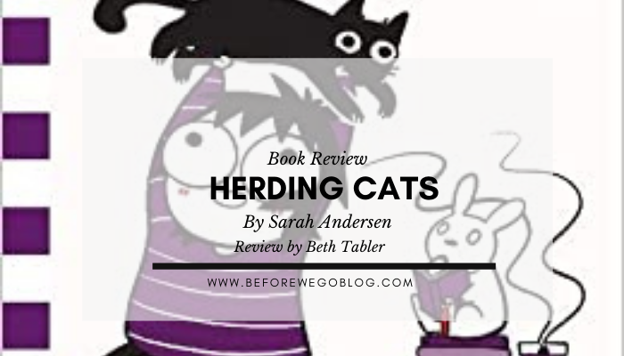Review of Herding Cats by Sarah Andersen