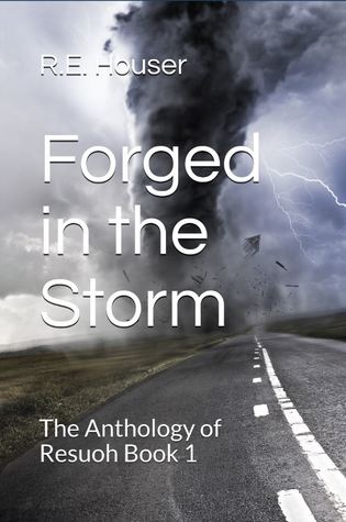 Review of Forged in The Storm by R.E Houser
