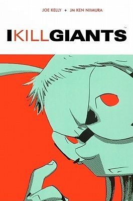 #Bookcook – Giant Donut Cake  – I Kill Giants by Joe Kelly,  J.M. Ken Niimura