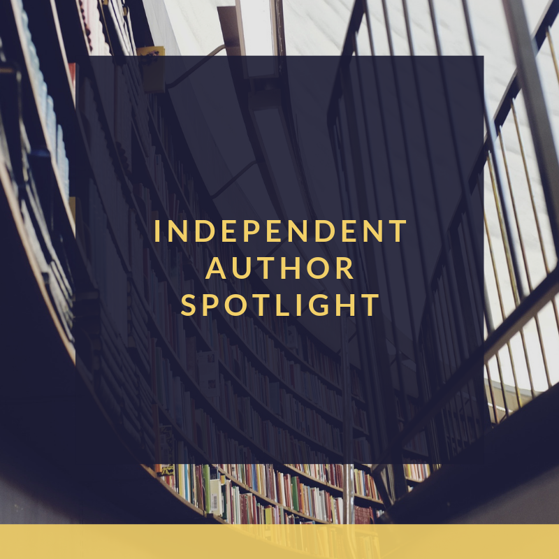 Indie Author Spotlight – K.J Kruk