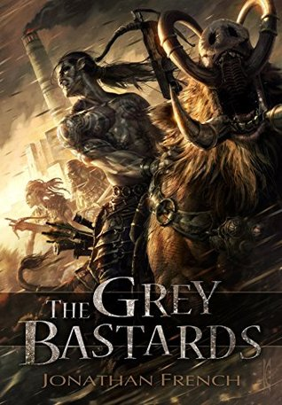 The Squealing Dark in The Grey Bastards by Jonathon French
