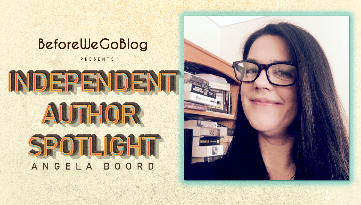 Independent Author Spotlight of Angela Boord