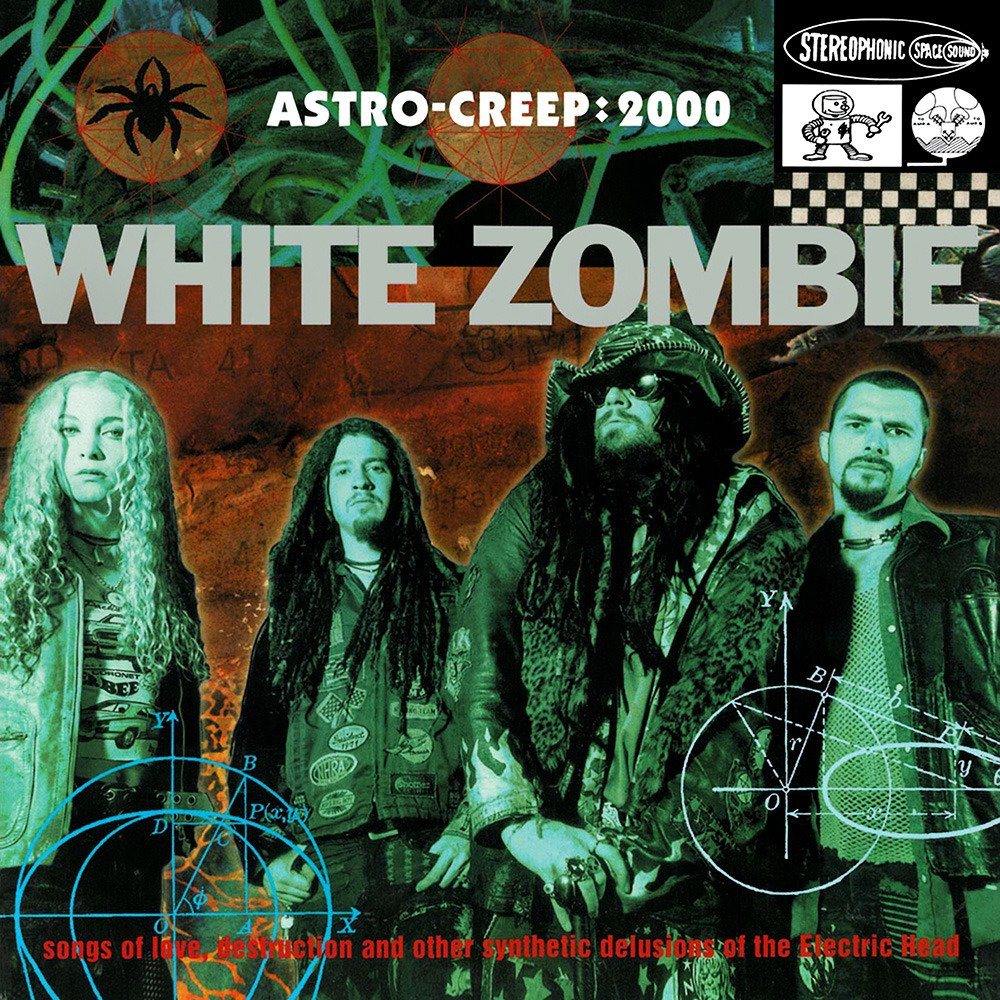 #musicmonday – More Human Than Human by White Zombie