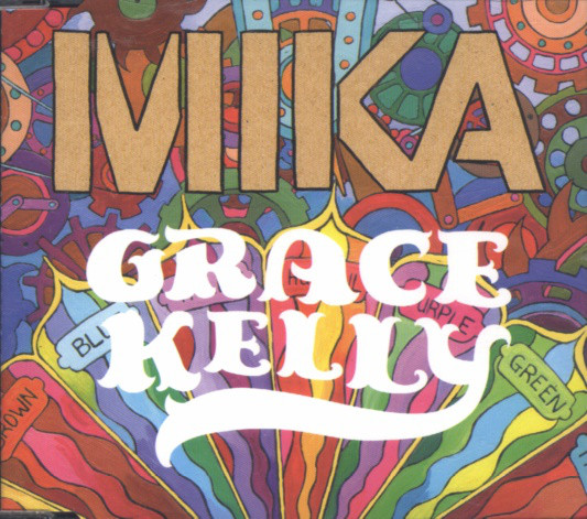 #MusicMonday – Grace Kelly by MIKA