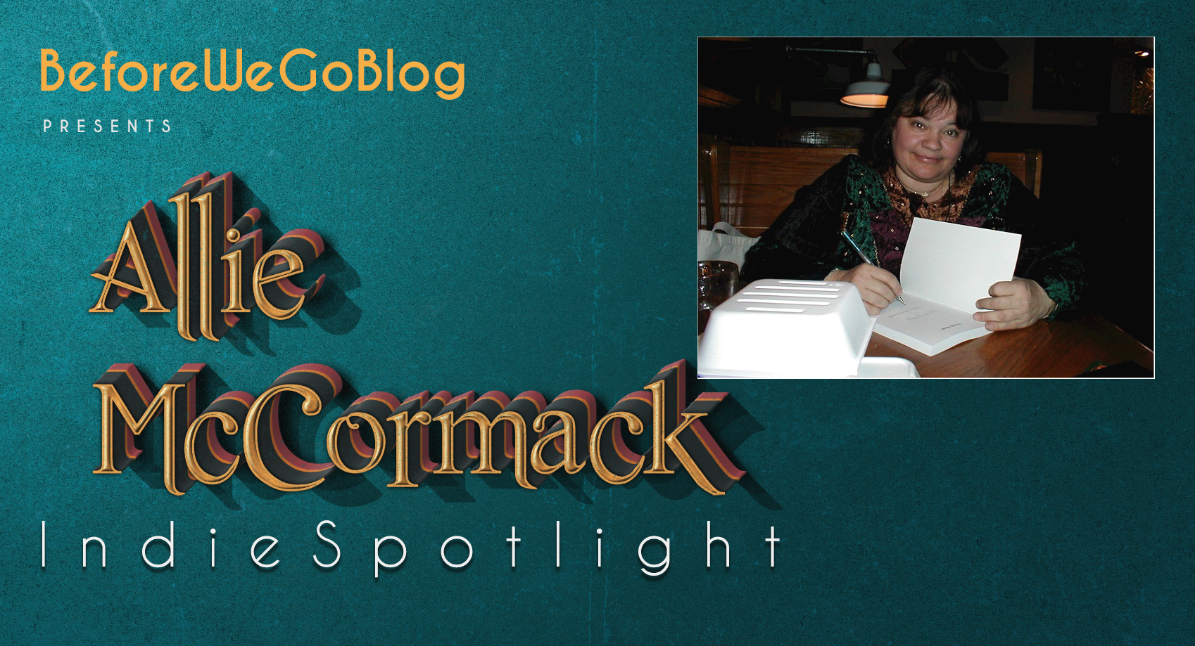 Indie Spotlight – Allie McCormack