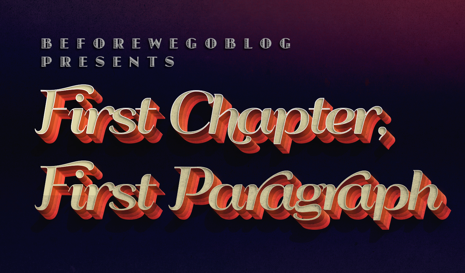 First Chapter, First Paragraph – The Fireman by Joe Hill