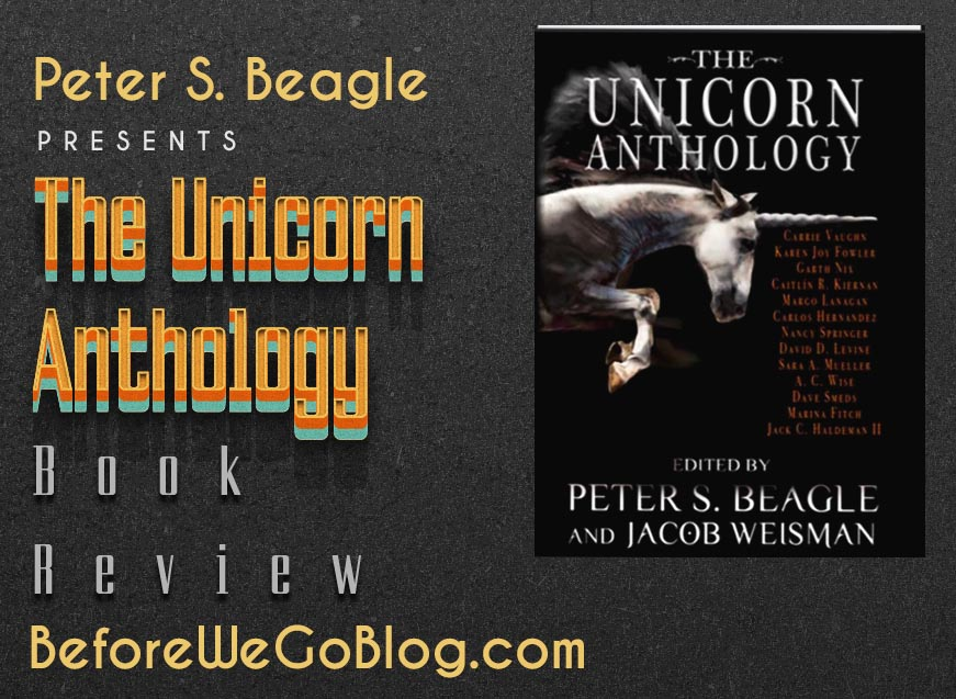 Buddy Read – The Unicorn Anthology by Peter S. Beagle (Editor)