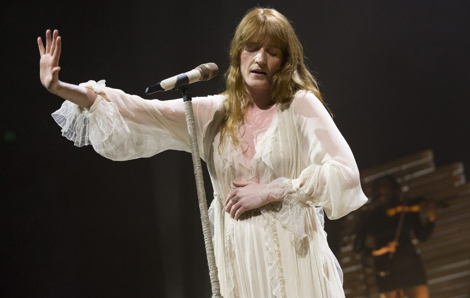 #MusicMonday Florence + The Machine  – Shake it Out
