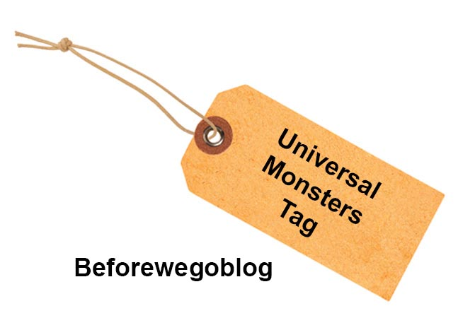 Universal Monster Tag