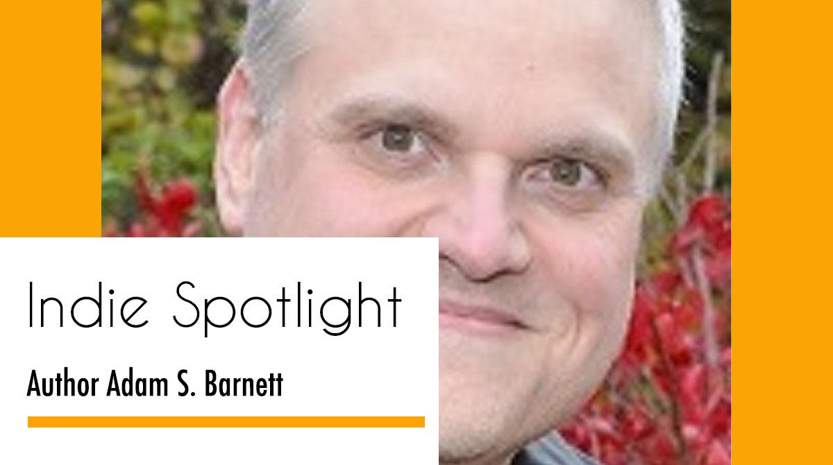 Indie Spotlight Adam S. Barnett