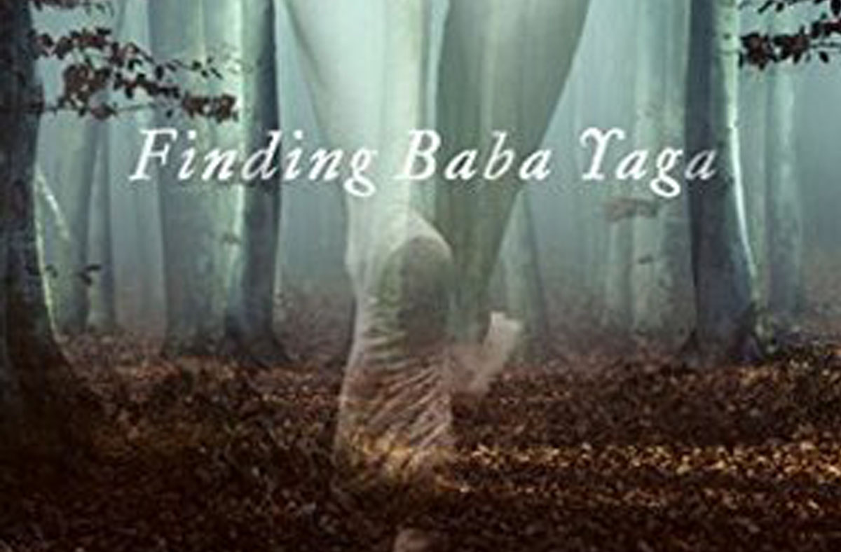 First Chapter, First Paragraph Finding Baba Yaga: A Short Novel in Verse by Jane Yollen