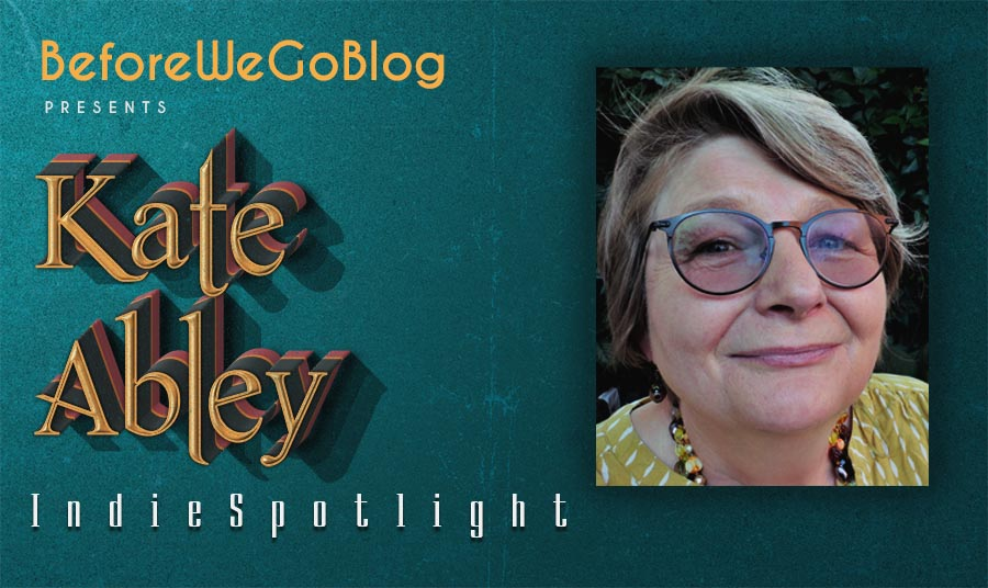 #IndieSpotlight – Author Kate Abley