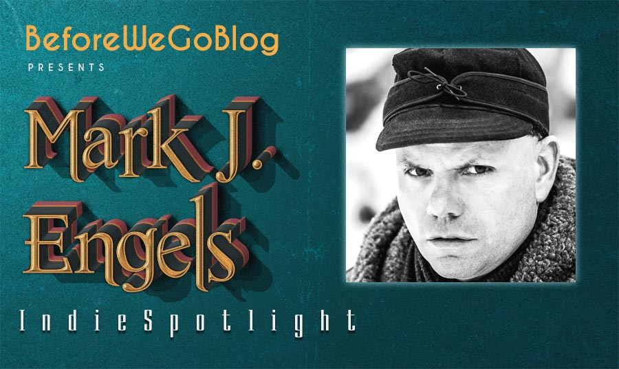 #Indiespotlight – Mark J. Engels