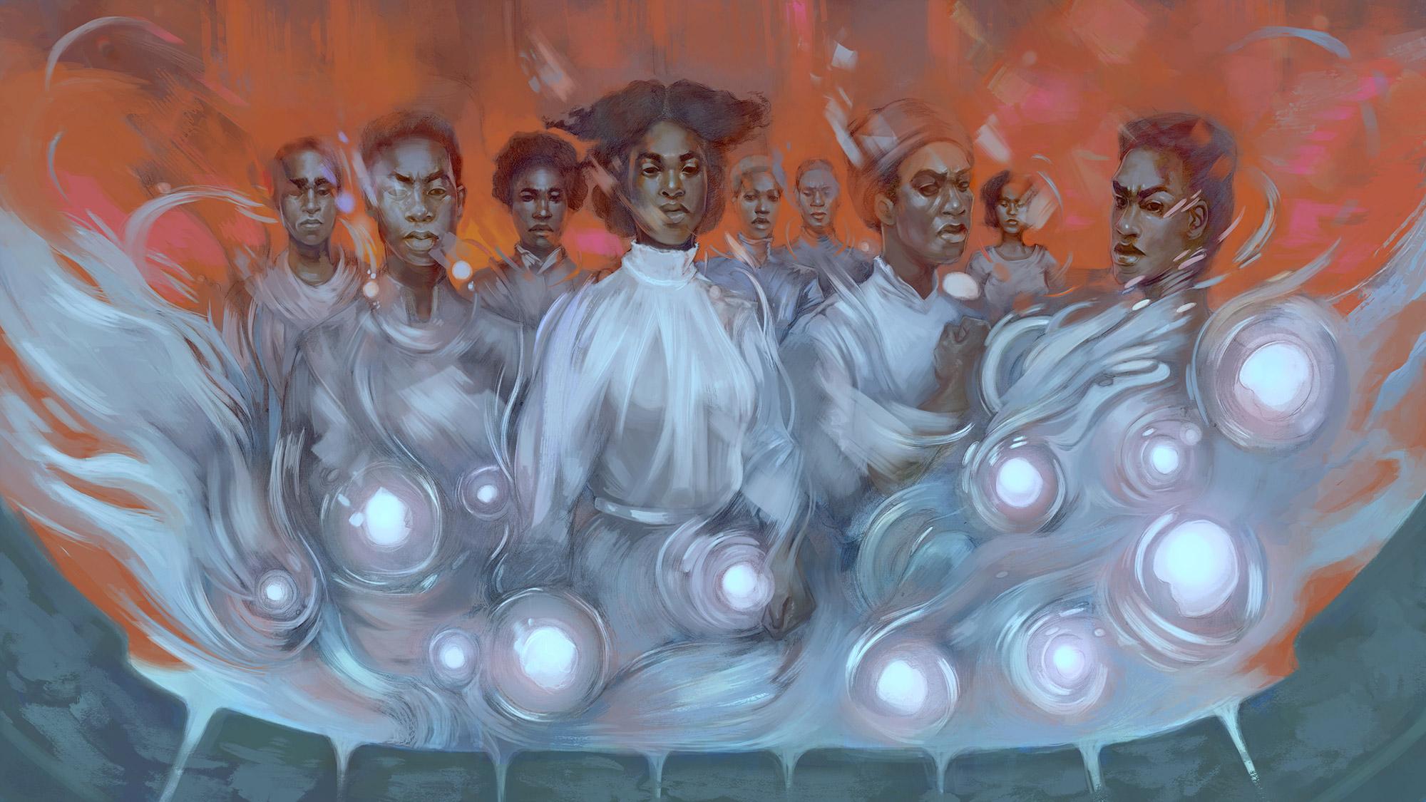 The Secret Lives of the Nine Negro Teeth of George Washington by P. Djèlí Clark