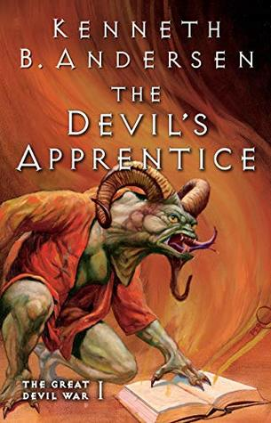 Review of The Devil's Apprentice (The Great Devil War #1) by Kenneth B. Andersen