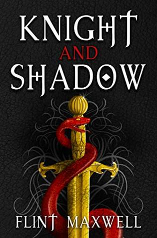 A Badass Gun Knight and a Boy in a Knight and shadow by Clint Maxwell