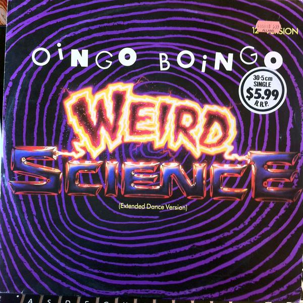 #MusicMonday Weird Science – Oingo Boingo