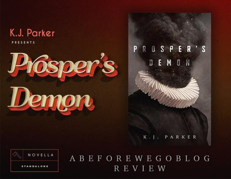 Review of Prosper's Demon by K.J. Parker