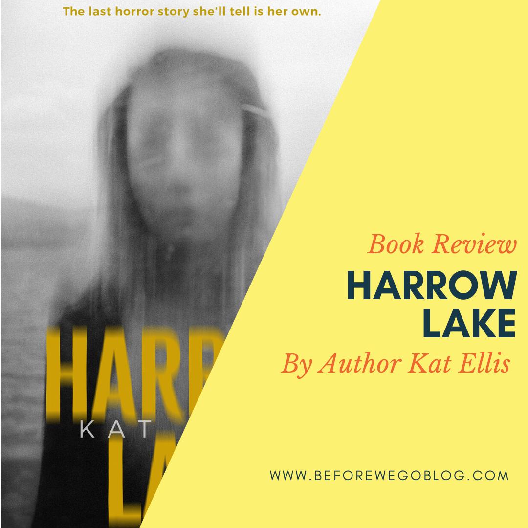 Blog Tour – Harrow Lake by Kat Ellis