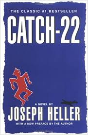 First Chapter, First Paragraph – Catch 22 by Joseph Heller