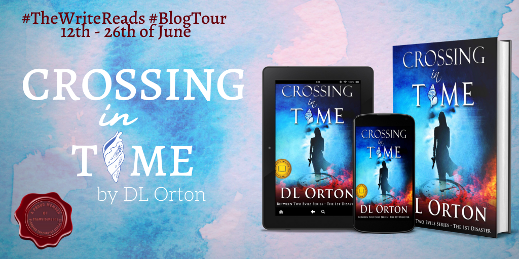 Tour – Excerpt From Crossing in Time by D.L. Orton
