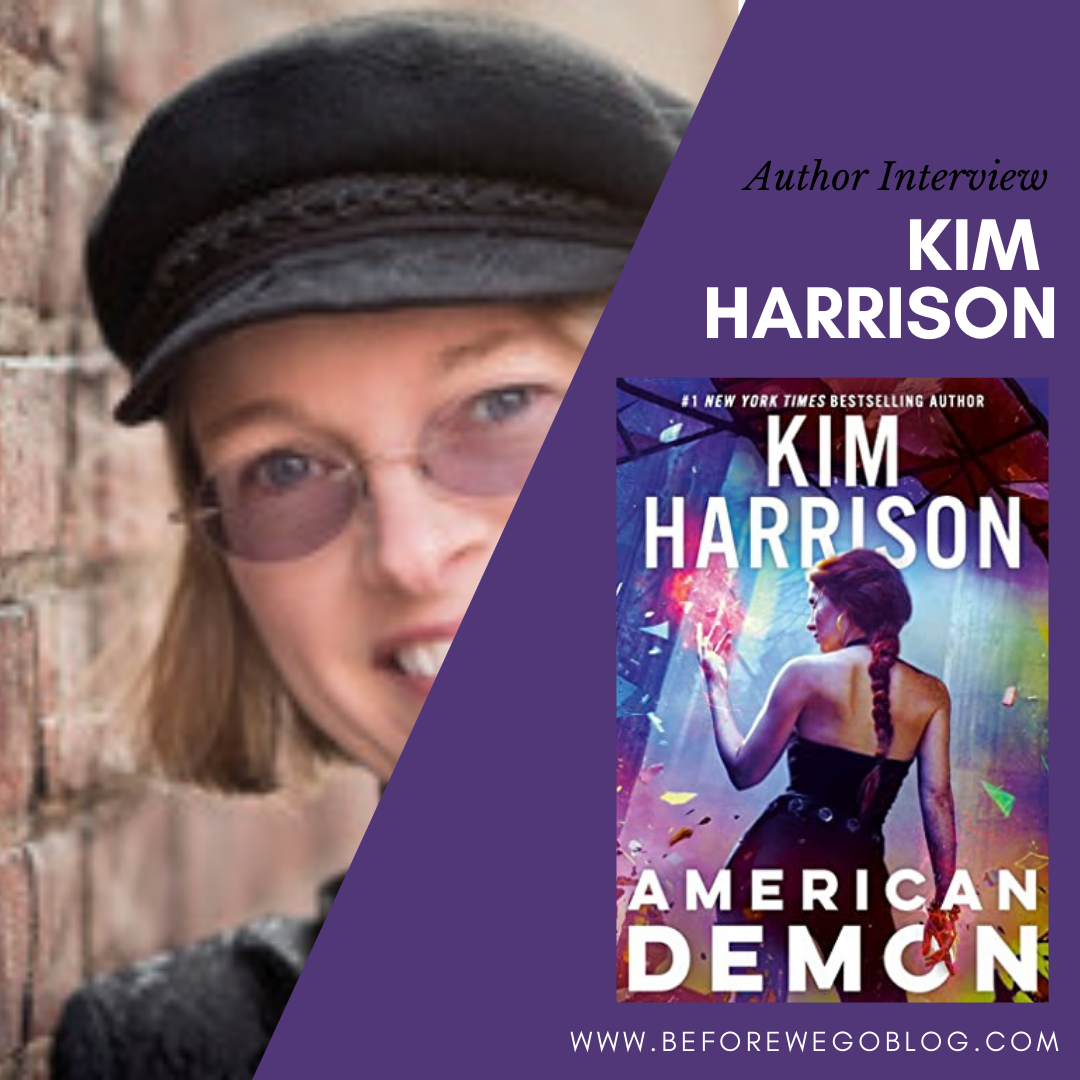 Interview With Kim Harrison, Author of American Demon