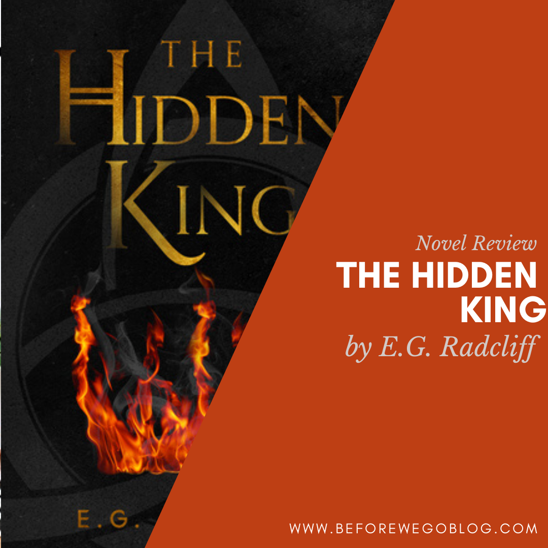 Review of The Hidden King by E.G Radcliff