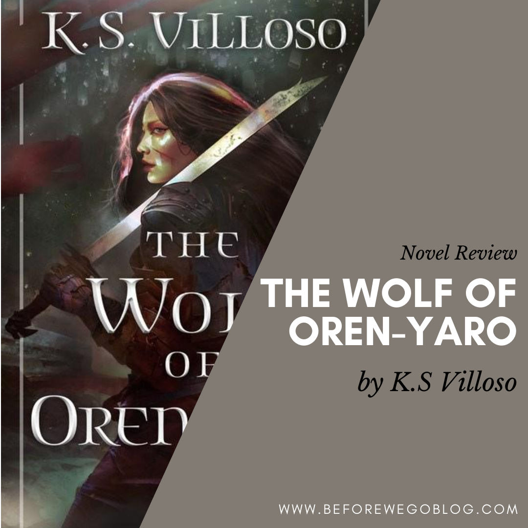 The Warrior Queen in The Wolf of Oren Yaro by K.S. Villoso
