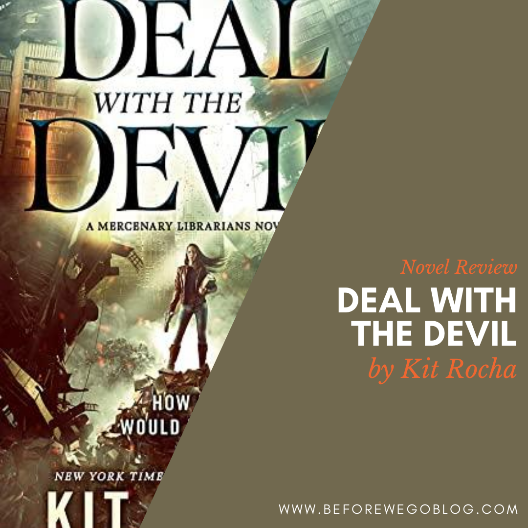 A Fun Romp Through the Dystopian Wilds of Atlanta – Review of Deal With the Devil by Kit Rocha