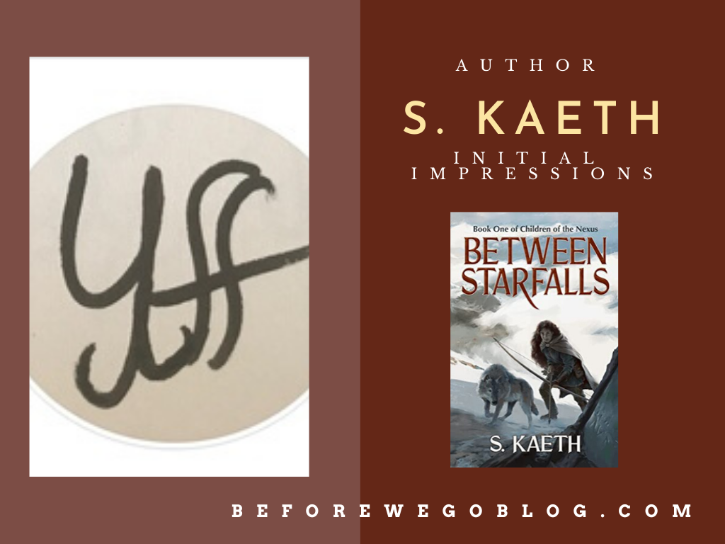 Tour – Review of Excerpt from Between Starfalls by S. Kaeth