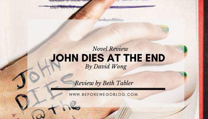 """Review – John Dies At The End by Jason """"David Wong"""" Pargin"""