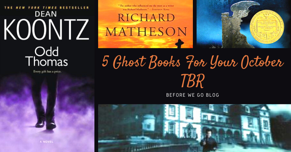 5 Ghost Stories That You Should Read Right Now