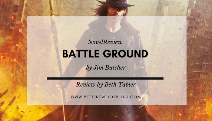 Review – Battle Ground by Jim Butcher (Dresden Files #17)