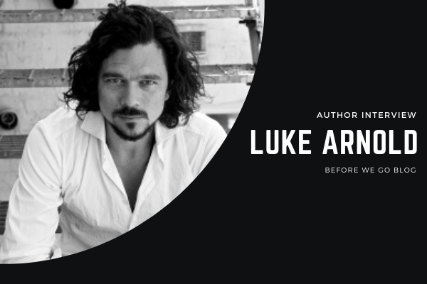Interview – Author Luke Arnold