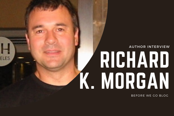 Interview – Richard K. Morgan