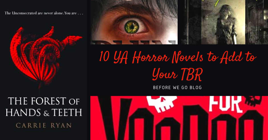 10 YA Horror Books That Will Scare and Delight