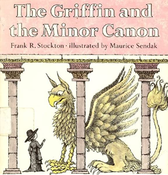 Short Story – The Griffin and the Minor Canon by Frank Stockton jr.