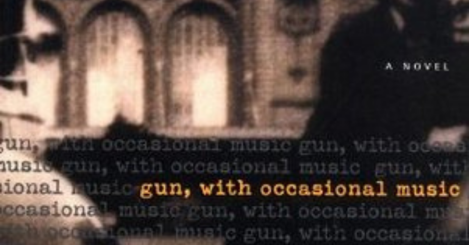 Review – Gun, With Occasional Music by Jonathan Lethem