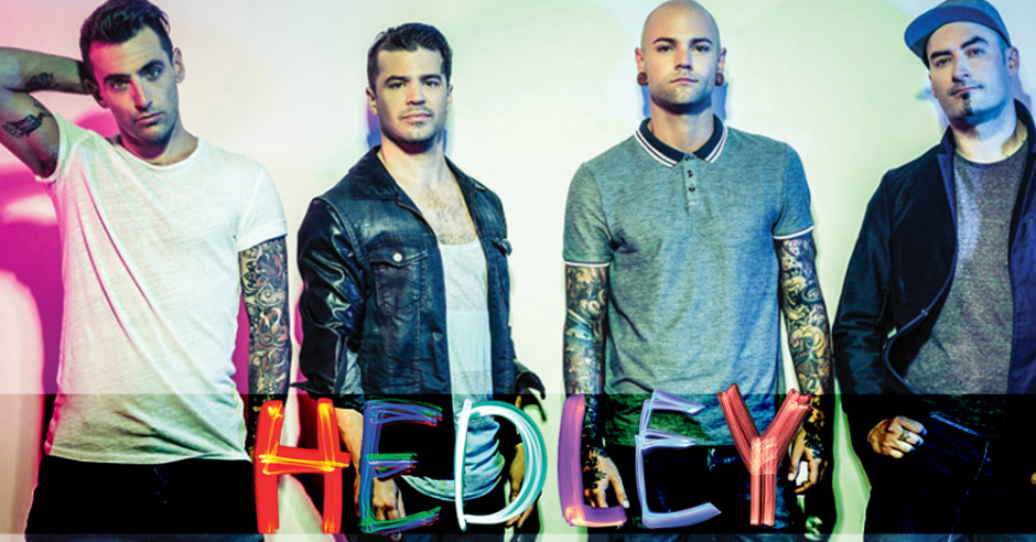 #musicmonday – Lose Control by Hedley