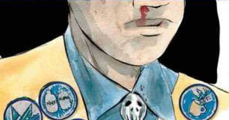 Review – Black Badge Vol. 1 by Matt Kindt, Tyler Jenkins, Hilary Jenkins