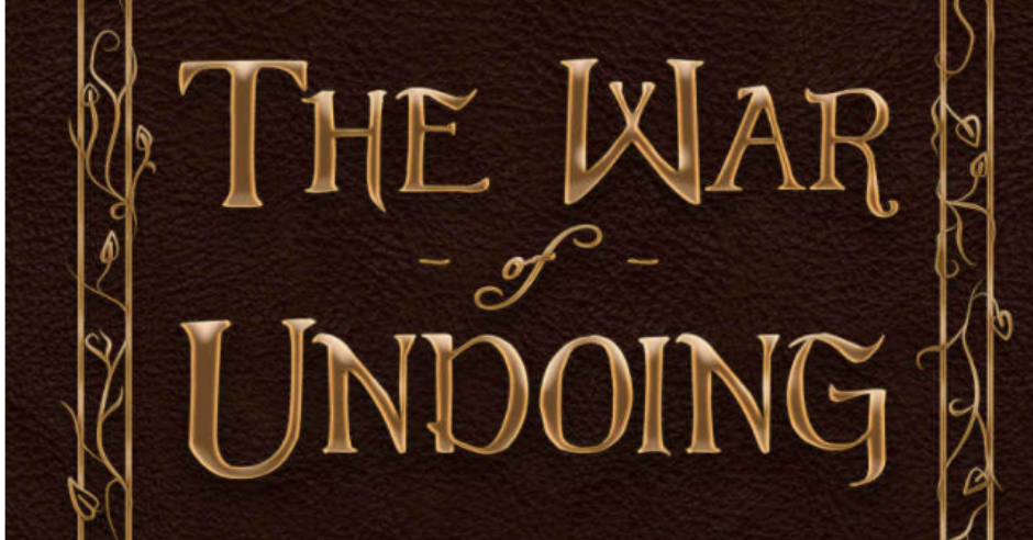 Guest Review – The War of Undoing by Alex Perry