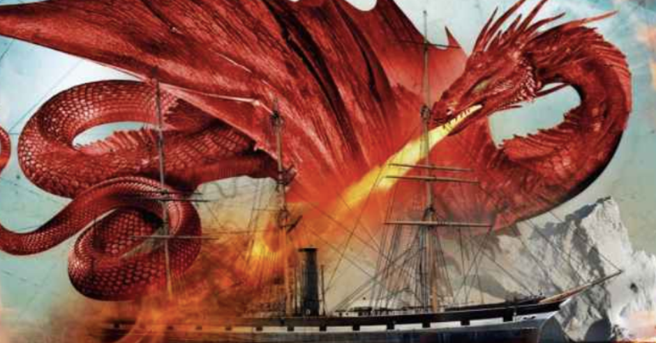 Review – The Draconis Memoria Trilogy by Anthony Ryan