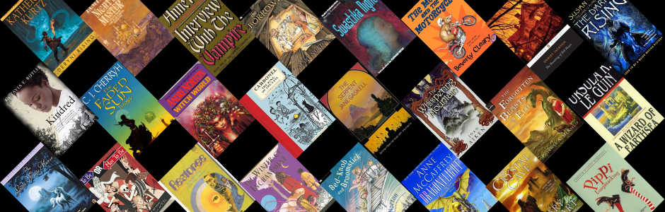 100 Fantastic Science Fiction and Fantasy Stories Written by Women #100 – 70