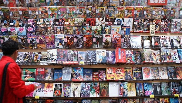 5 International Graphic Novels You Should Check Out