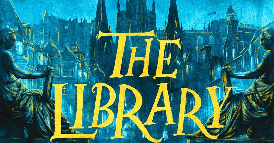 Review – The Library of the Dead by T.L. Henchu