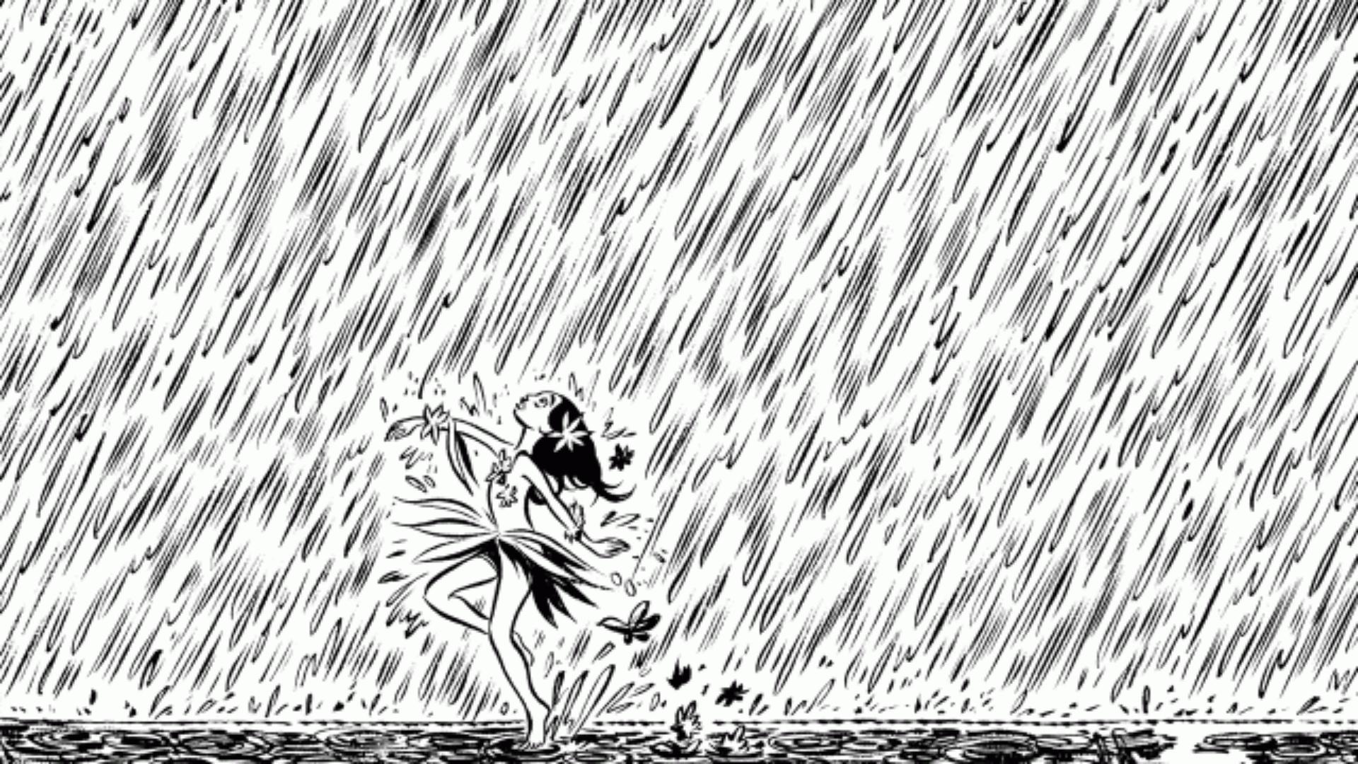 Graphic Novel Review – Habibi by Craig Thompson