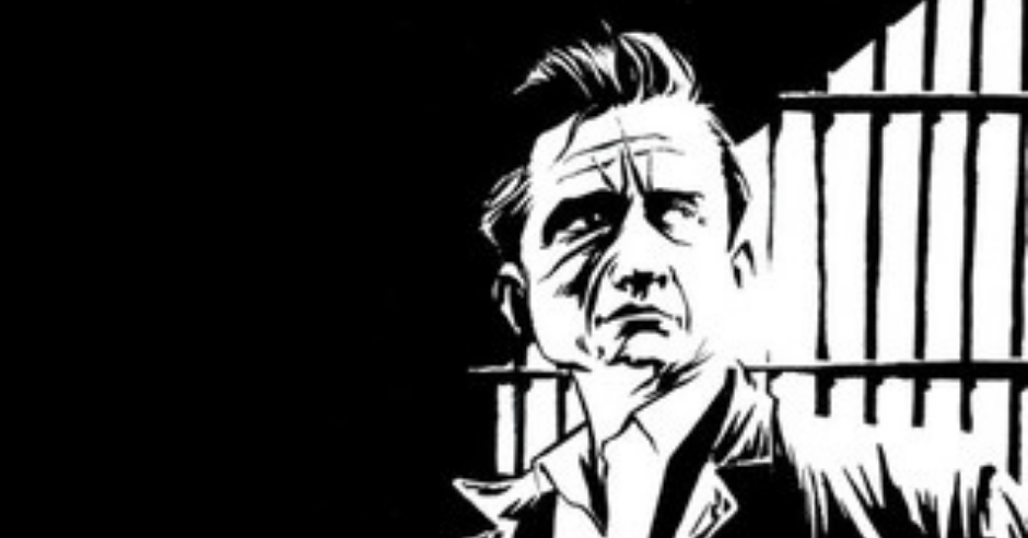 Graphic Novel Review – Johnny Cash: I See a Darkness by Reinhard Kleist