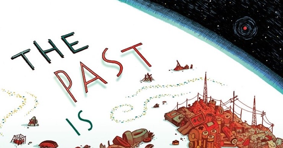 Review – The Past is Red by Catherynne Valente