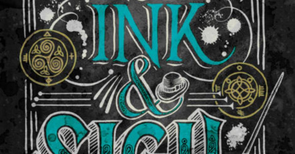 Novel – Ink & Sigil by Kevin Hearne